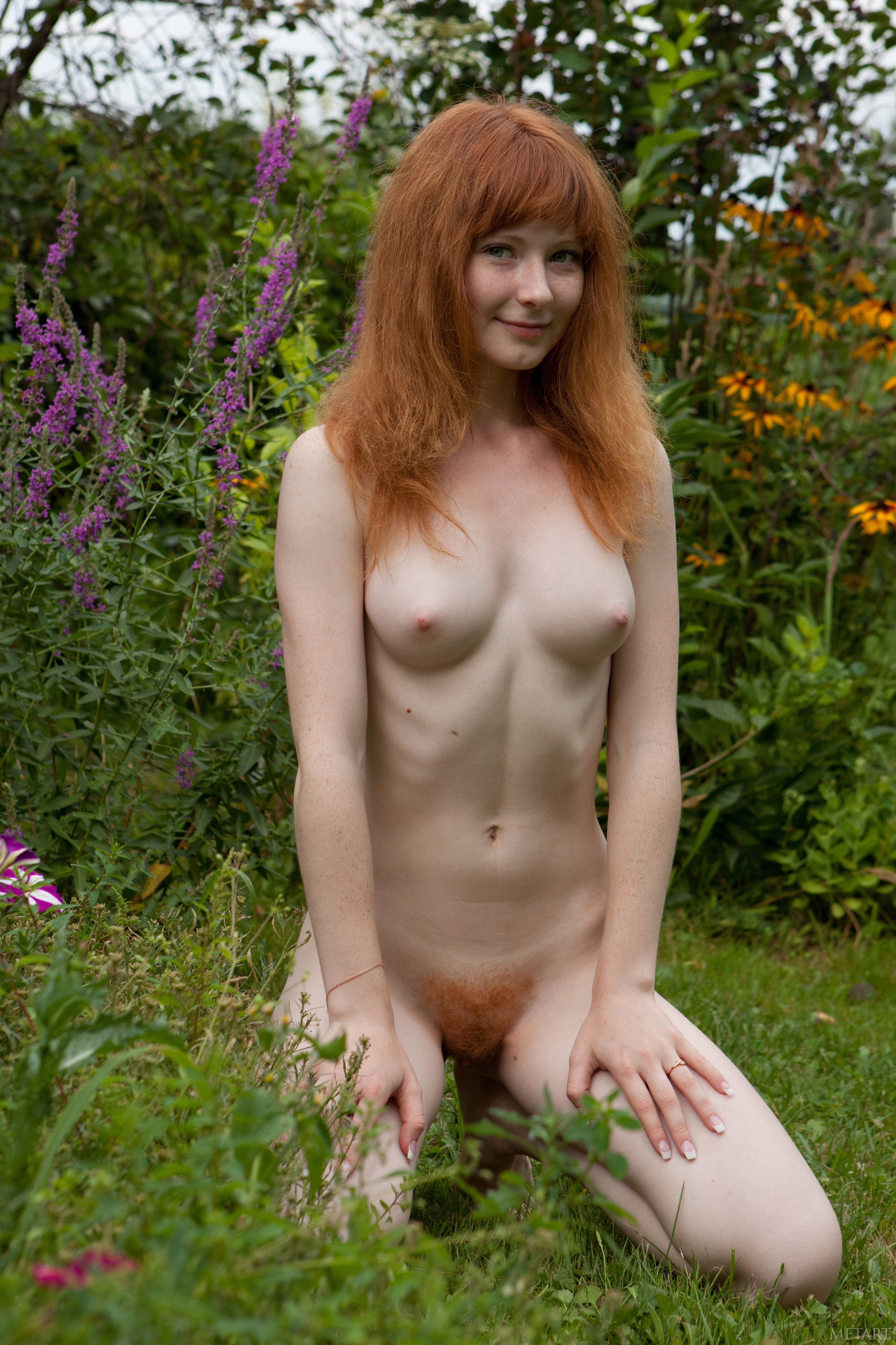 sexy slave in latex outdoor forest bondage and spank