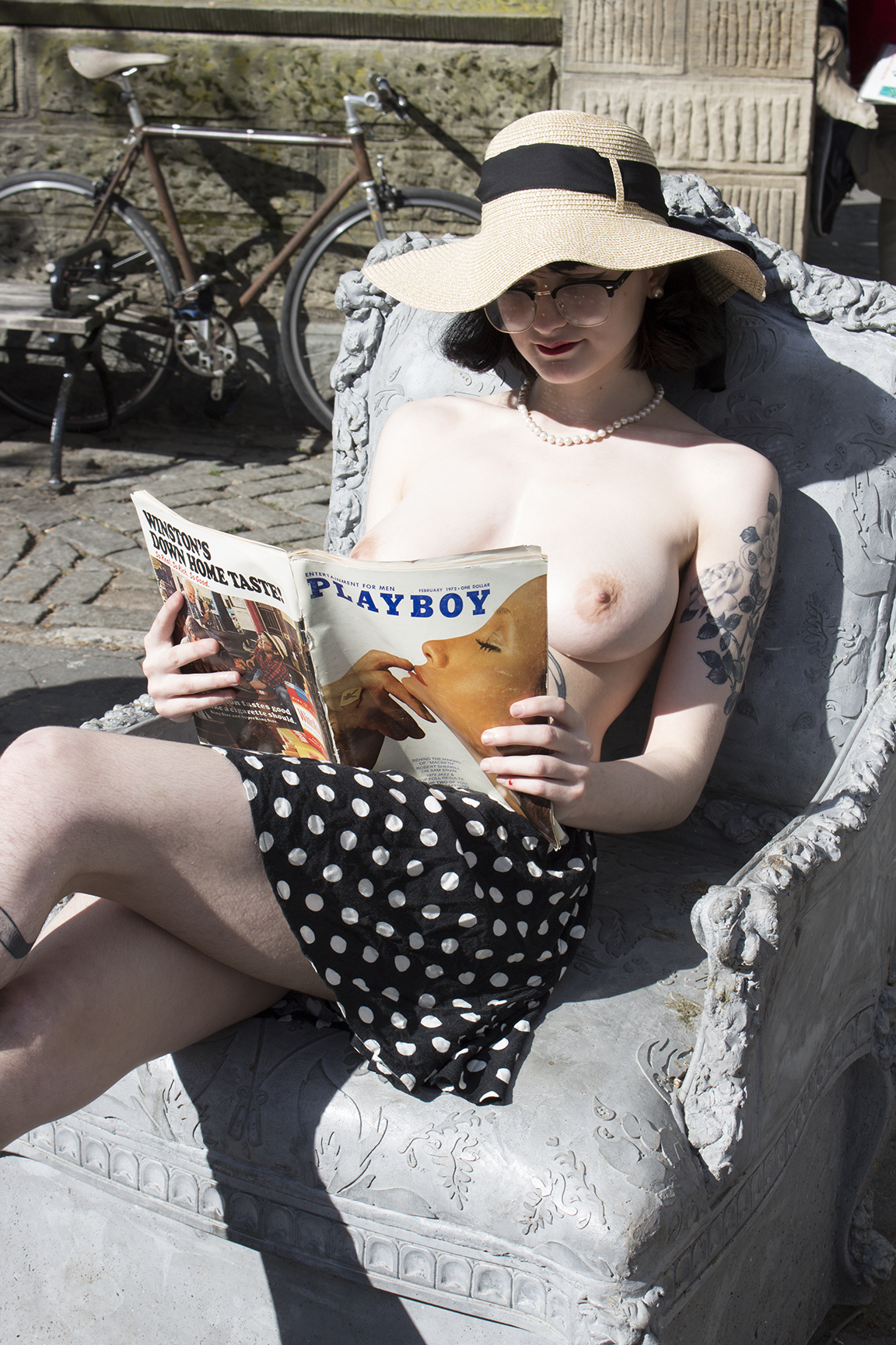 hot step mom fucks her step son #centralpark #erasernipples #erectnipples #ginger #glasses #hugefavs #largenipples #newyorkcity #nyc #outdoor #pale #public #reading #redhead #redhead #skirt #stockings #topless #topless #toplessinpublic