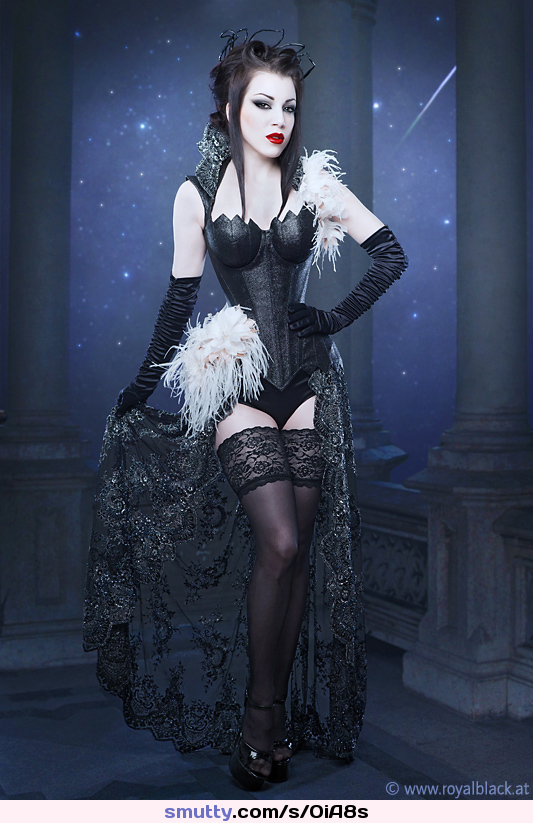 dyanna lauren has award winning tits featuring exclusively Dark n #Sexy ....#lace #corset #stockings #lingerie #gloves #beauty #heels #pale #Beautiful #lovely ............#tele