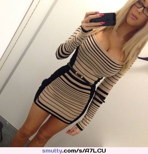 free stacey cash vids and cumshot sex movies #amateur #glasses #nonnude #dress #tightdress #shortdress  #blonde #selfpic #mirrorpic #mirrorshot #legs