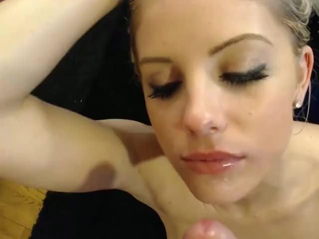 busty asian gets wet masturbating her pussy on webcam